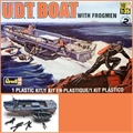 UDT BOAT WITH FROGMEN - Revell - 1/35