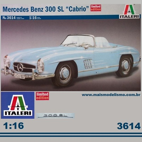 1993 Mercedes Benz 300 Se Camshaft: Italeri-3614-Mercedez-Benz-300SL_GA.jpg
