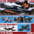 A-37B DRAGON FLY - Academy - 1/72