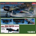 A6M5C ZERO Fighter Type 52C - Academy - 1/72