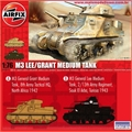 M3 LEE / GRANT MEDIUM TANK - Airfix - 1/76