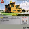 AIRFIELD CONTROL TOWER - Airfix - 1/76