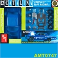 SLOT RACING KIT - 1962 Pontiac Catalina - AMT - 1/25