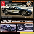 2008 - Chevy CORVETTE Pace Car - AMT - 1/25