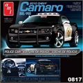 2010 - Chevy CAMARO SS/RS Police - AMT - 1/25