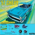 1957 - Chevy Pepper Shaker - AMT - 1/25