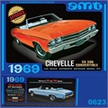 1969 - CHEVELLE SS 396 Convertible - AMT - 1/25