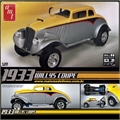 1933 - WILLYS COUPE - AMT - 1/25