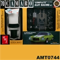 SLOT RACING KIT - 1970 Chevy Camaro - AMT - 1/25