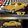 1967 - Chevy CHEVELLE Pro Street - AMT - 1/25