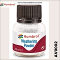 Humbrol WHITE Weathering Powder - 28ml