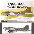 Boeing B-17E USAAF Pacific Theater - Academy - 1/72