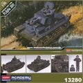 German Light Tank PZ.KPFW 35(t) - Academy - 1/35