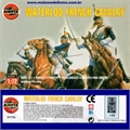 Napoleonic Wars - WATERLOO FRENCH CAVALRY - Airfix - 1/72