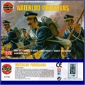 Napoleonic Wars - WATERLOO PRUSSIANS - Airfix - 1/72