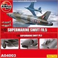 Supermarine SWIFT FR.5 - Airfix - 1/72