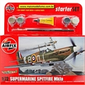 Supermarine SPITFIRE Mk.Ia - START-SET Airfix - 1/72