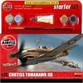 Curtiss P-40 Tomahawk IIB - START-SET Airfix - 1/72