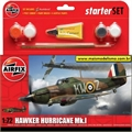 Hawker Hurricane Mk.I - START-SET Airfix - 1/72
