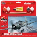 Focke-Wulf Fw190A-8 - START-SET Airfix - 1/72