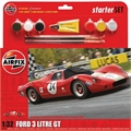 FORD 3 Litre GT - START-SET Airfix - 1/32