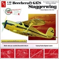 Beerchcraft G17S Staggerwing - AMT - 1/48