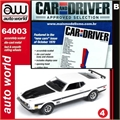 1971 - Ford MUSTANG Mach 1 Branco - Auto World - 1/64