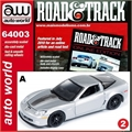 2011 - Callaway Corvette Prata - Auto World - 1/64