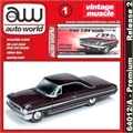 1964 - Ford GALAXIE 500XL Marrom - Auto World - 1/64