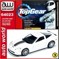 2011 - Callaway Corvette Branco - Auto World - 1/64