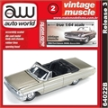1964 - Ford GALAXIE 500XL Verde - Auto World - 1/64