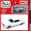 1964 - Pontiac GRAN PRIX Branco - Auto World - 1/64