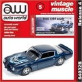 1975 - Pontiac FIREBIRD T/A Azul - Auto World - 1/64