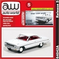 1964 - Ford Galaxie 500 XL Branco - Auto World - 1/64