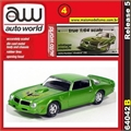 1976 - Pontiac Firebird T/A Verde - Auto World - 1/64
