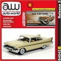 1958 - Plymouth Fury Beje - Auto World - 1/64