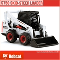 MINI CARREGADEIRA S750 SKID Steer Loader - Bobcat - 1/50