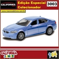 CJ64 - BMW M5 Azul - California Junior - 1/64