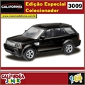 CJ64 - RANGE ROVER SPORT Preto - California Junior - 1/64