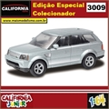CJ64 - RANGE ROVER SPORT Prata - California Junior - 1/64