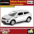 CJ64 - RANGE ROVER EVOQUE Branco - California Junior - 1/64