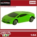 CJ64 - LAMBORGHINI HURACAN LP 610-4 Verde - California Junior - 1/64