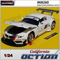 BMW Z4 GT3 Branca - California Action - 1/24