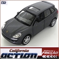 Porsche CAYENNE S Cinza - California Action - 1/32