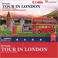 TOUR IN LONDON - Cubic Fun - C146h