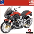 Moto BIMOTA MANTRA Vermelha - New Ray - 1/12