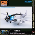 EM - P-47D Thunderbolt 355FS, 354FG - Easy Model - 1/72