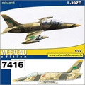 Aero L-39ZO Albatros - Weekend Edition Eduard - 1/72