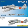 Focke Wulf FW 190 A-8 - Weekend Edition Eduard - 1/48