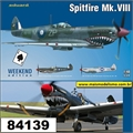 Spitfire Mk. VIII - Weekend Edition Eduard - 1/48